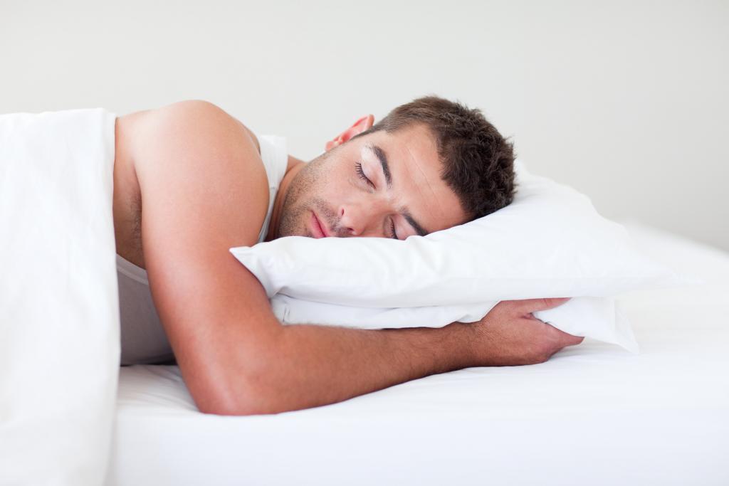 Man Sleeping In Bed 5126308 1024x683